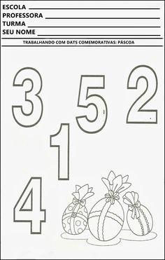 54 Atividades Sobre a Páscoa | Cantinho do Educador Infantil