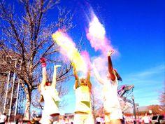 5k Training Program for The Color Run