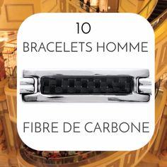 Découvrez notre vidéo sur le blog: https://bijouxagogo.com/10-bracelets-homme-acier-fibre-de-carbone-71278/