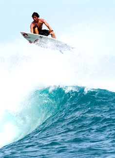 Gabriel Medina flying... Brazilian Storm....