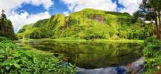The Azores, Portugal (#3) is one of the Top 10 Regions for 2017 - via Lonely Planet's Best in Travel 2017 25-10-2016   Its natural assets resemble an array of superlative sights pulled from other destinations: lush Hawaiian volcanoes, medieval Portuguese