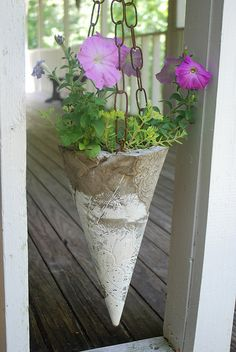 hanging planter 2 | Flickr - Photo Sharing!