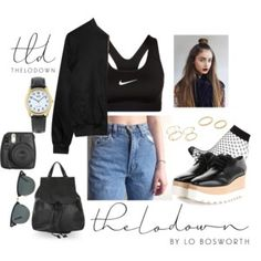 """Just chiling in NYC with Lo Bosworth"" ootd"