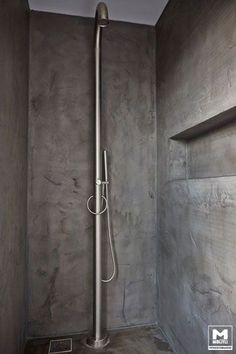minor bathroom remodel is certainly important for your home. Whether you pick the bathroom demolition or diy home decor for apartments, you will create the best diy home decor for apartments for your own life. Garage Bathroom, Small Bathroom Storage, Upstairs Bathrooms, Concrete Shower, Home Decor Mirrors, Shower Screen, Plumbing Fixtures, Minimalist Kitchen, Bathroom Renovations