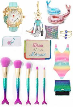 Top gift ideas for the Mermaid lover!