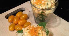 Oranje salade - Eiersalade met een knipoog naar Koningsdag - Lekker eten met Marlon