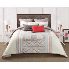 Margo Full/queen 3-Piece Comforter Set