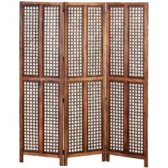 Room Divider. i love the little holes in it- perfect for sticking fake flowers