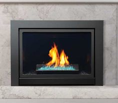 Home :: Inserts :: Gas Inserts :: Marquis Capella DEMO Fireplace Insert – Propane – - Fireplace insert Propane Fireplace, Fireplace Redo, Fireplace Bookshelves, Fireplace Screens, Fireplace Inserts, Modern Fireplace, Living Room With Fireplace, Fireplace Design, Fireplace Ideas