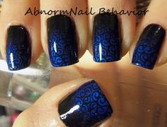 Black Magic Nails AbnormNailBehavior.blogspot...