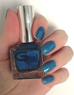 2014 Trend Review, Swatches: Glitter Gal Australia Nail Polishes #bstat