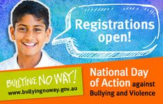 No Way! is your ally in your search for trustworthy and practical information about bullying. No Way! provides information and ideas for students, parents and teachers and where to get help if you are being bullied. Bullying No Way, Stop Bullying, Anti Bullying, Learning Environments, Action, Teacher, Student, Education, Professor