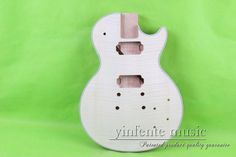 59.00$  Buy now - http://ali9hk.worldwells.pw/go.php?t=32279271440 - Unfinished electric guitar body  mahogany  made   maple maple  top 59.00$