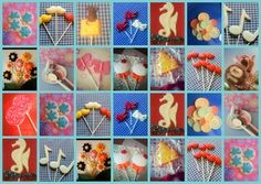 amazing lollipops from Oh Lolly Lollipop on facebook