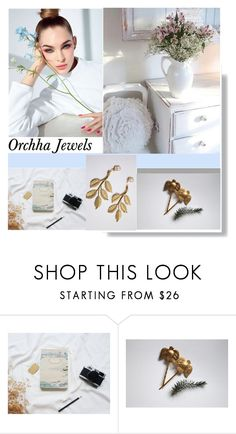 """""""Orchha Jewels  9"""" by followme734 ❤ liked on Polyvore featuring cassiopeiafall and orchhajewels"""