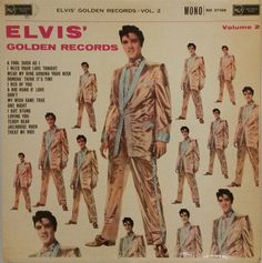 Elvis' Golden Records Vol. 2 (Mono)