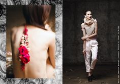 We are the Seasons- By Chris Jarvis. www.kit-magazine.com Fashion Photography, January, Magazine, Seasons, Kit, Seasons Of The Year, Magazines, High Fashion Photography, Warehouse