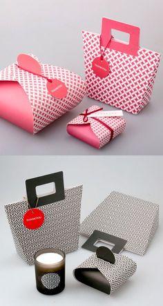 [바보사랑] 같은 선물이라도 포장이 특별하면 특별해진다! /선물/예쁜상자/디자인/수건/심플/bag/생일/블랙/선물상자/답례상자/북유럽 Bakery Packaging, Food Packaging Design, Packaging Design Inspiration, Gift Packaging, Paper Bag Design, Paper Gift Bags, Packaging Solutions, Jewelry Packaging, Box Design