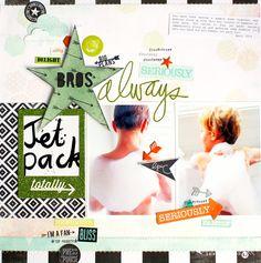 jet pack - Scrapbook.com