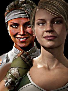 Mortal Kombat Comics, Mortal Kombat Games, Mortal Kombat Art, Lord Raiden, Sonya Blade, Mortal Combat, Now And Forever, Beautiful Ladies, Cassie