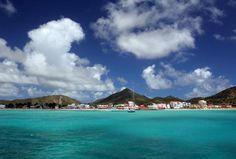 A cruise to St. Martin