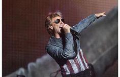 Jon Bon Jovi - BON JOVI IN QUEBEC CITY
