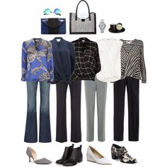 Flared Pants and Drapey tops are on trend. Check out youlookfab's recent post.   CAbi's got 3 great flared pants (Malibu Flare, White Wide Leg Jean and Everly Pant) this season and several drapey tops.  www.suzannecross.cabionline.com