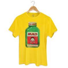 Camiseta Masculina MAD Poison #MAD #Poison #MADPoison