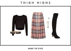 Totally cute, totally me!!! #HelloFall R29 Tells All: How To Master 15 Fall Trends #refinery29