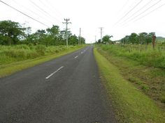 Cross Island Road auf Samoa Reiseführer