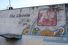 7up, The Uncola ghost sign, Portland