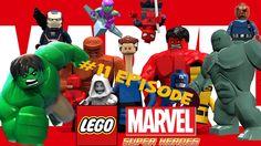 Lego Marvel 11 - S.H.I.E.L.D Helicarrier - New York - Part 3 - Taking Li...