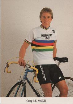 Greg LeMond - Wereldkampioen 1983