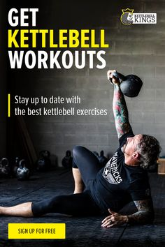 Kettlebell Kings publishes great kettlebell workouts each week for you to perform at home, outside or in the gym! Discover a great training to improve your soccer skills. This helped me and also helped me coach others to be better soccer players Kettlebell Training, Best Kettlebell Exercises, Kettlebell Kings, Weight Training Workouts, Gym Workouts, At Home Workouts, Bodybuilding Training, Bodybuilding Workouts, Flat Tummy Workout