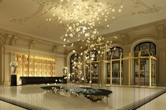 After a six-year, $580 million renovation, a storied Belle Époque building has been transformed into Paris's most talked about hot spot, with 200 rooms and a sublime spa