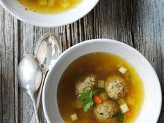 """This dish is known in Slovenia as """"Sunday soup,"""" a reference to the long simmering time it takes to extract flavor from beef bones for the broth."""