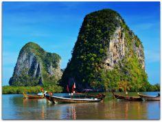 Beauty of the Andaman   Trang (Sikao), Thailand