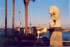 Photography of St. Augustine Florida | PictureNinja.com - Picture of Bridge Of Lions St Augustine