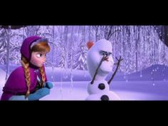 Its like a little baby unicorn!  One of my favorite lines of Frozen!