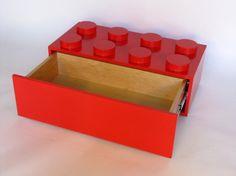 Cassetti LEGO...ecologici | Mercatino dei Piccoli