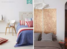 The Blue Post: Organizar e decorar com painel perfurado