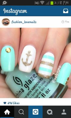 Love the anchor♥