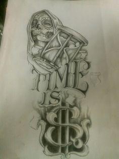 Down south tattoos Dallas (artist) (214)861-9618 Facebook (Dwain zerotoleranceink freeman)