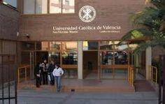 Universidad Catolica de Valencia San Vicente Martir