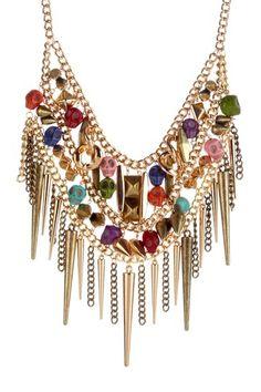 Kurtz Skull Necklace