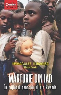 marturie-din-iad-in-mijlocul-genocidului-din-rwanda_1_fullsize Stevia, Books To Read, Reading, Movies, Movie Posters, Libros, 2016 Movies, Film Poster, Word Reading