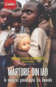 marturie-din-iad-in-mijlocul-genocidului-din-rwanda_1_fullsize Stevia, Books To Read, Reading, Movies, Movie Posters, Libros, Film Poster, Films, Popcorn Posters