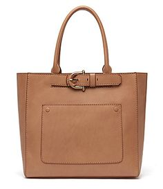 Etienne Aigner Cammie Belted Tote #Dillards