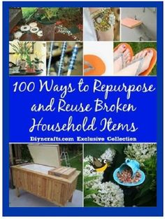 Recycling on pinterest diy and home improvement for Handmade craft ideas reuse household items