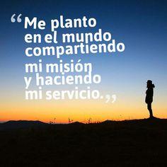 #mision  #servicio